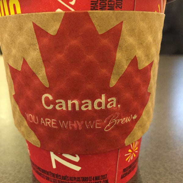 Photo taken at Tim Hortons by Paola A. on 2/27/2017