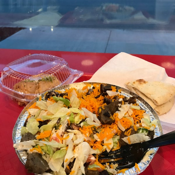 Photo Taken At The Halal Guys By Stephanie D On 4 6 2018