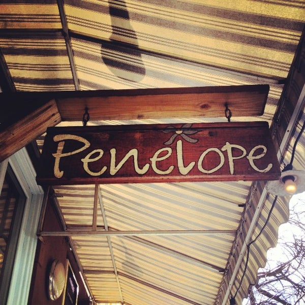 Photo taken at Penelope by Deepica M. on 2/17/2013
