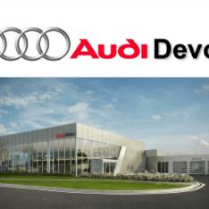 Photos At Audi Devon Tip - Audi devon