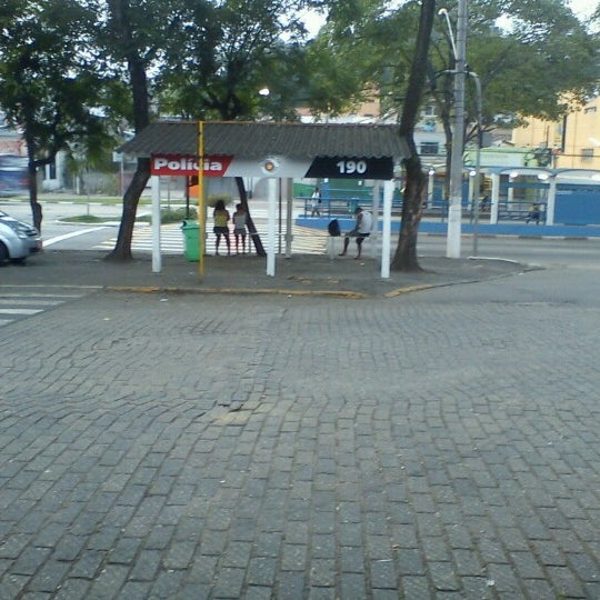 Photo taken at Terminal Rodoviário Arujá by Leonardo S. on 12/8/2012