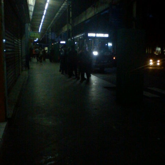 Photo taken at Terminal Rodoviário Arujá by Leonardo S. on 10/24/2012