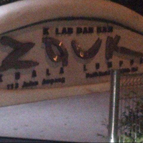 Photo taken at Zouk Club Kuala Lumpur by 6ix9ine on 3/8/2013