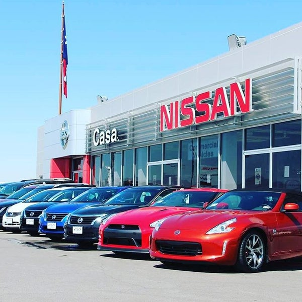 Photo Taken At Casa Nissan By Tony R. On 11/15/2016