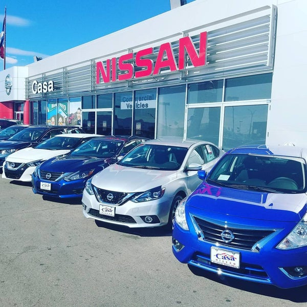Photo Taken At Casa Nissan By Tony R. On 11/14/2016