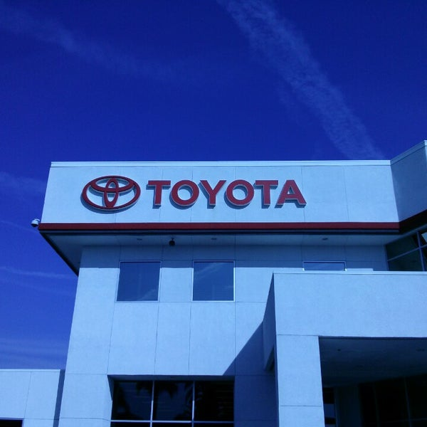 Photo Taken At Bill Wright Toyota By Dan B. On 3/15/2013