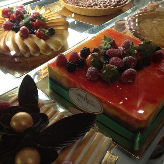 Photo taken at Almondine Bakery by Steve B. on 10/21/2012