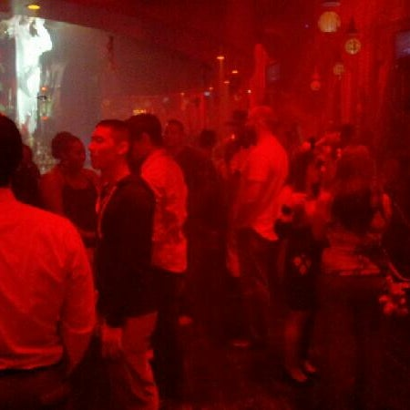 Photo taken at Off The Hookah by Provocation on 10/28/2012