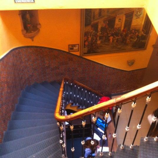 Foto tomada en Hotel Posada Santa Fe por GO M. el 11/25/2012