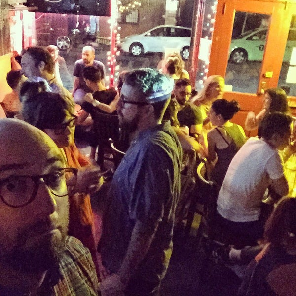 Photo taken at Double Wide Bar & Southern Kitchen by Nick Z. on 8/16/2015