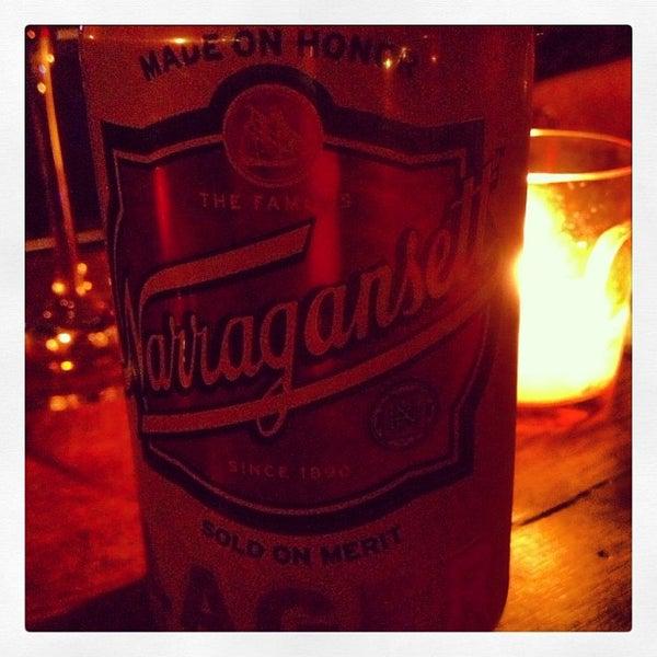 Photo taken at Custom Wine Bar by Nick Z. on 1/26/2013