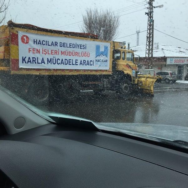 Photo taken at Hacılar by TC Emre A. on 1/17/2018