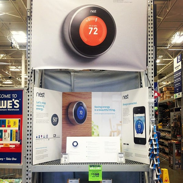Photo Taken At Lowe39s Home Improvement By Hartej S On 12