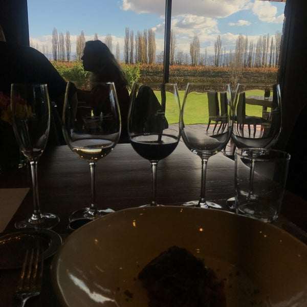 Photo taken at Dominio del Plata Winery by Wan C. on 5/18/2018