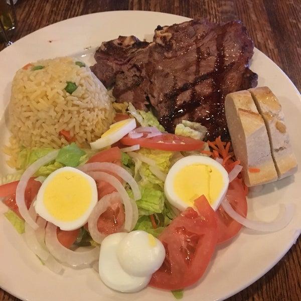 Photo Taken At El Patio Argentine Café By Neville E. On 2/2/