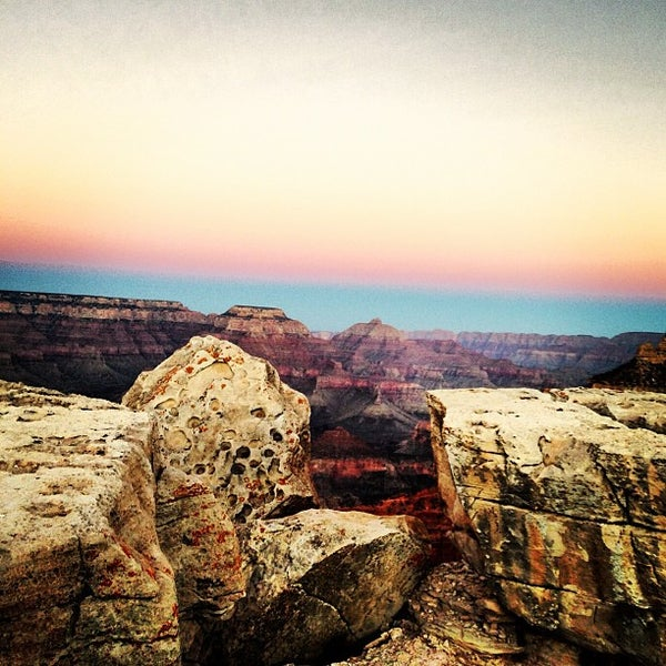 Photo taken at Grand Canyon National Park by Marty A. on 11/26/2012