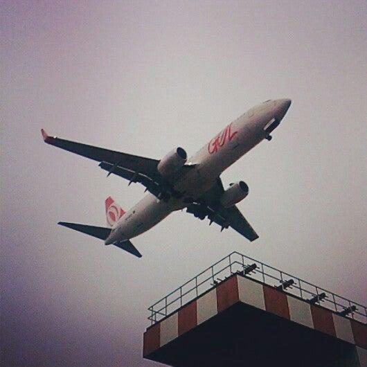 Снимок сделан в Международный аэропорт Конгоньяс/Сан-Паулу (CGH) пользователем Vanviski 6/30/2013