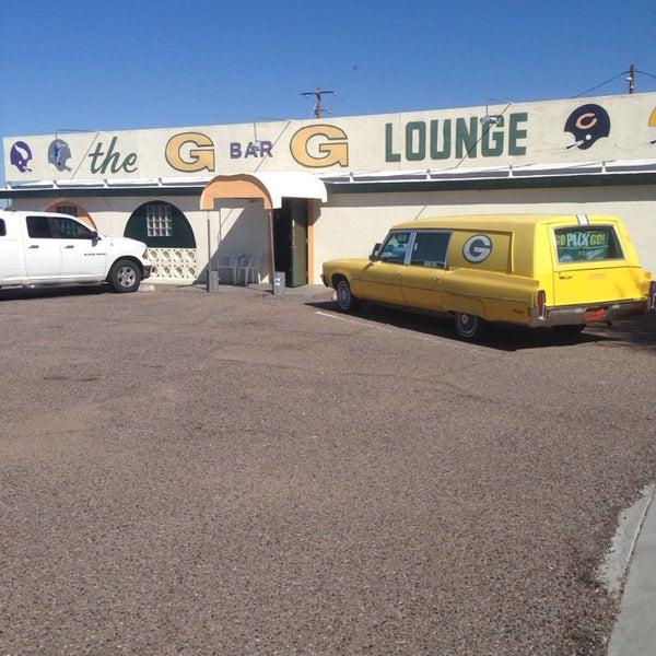 G bar g lounge mesa az