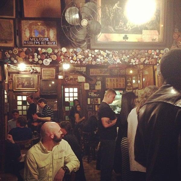 Photo prise au McSorley's Old Ale House par Jeremy J. le5/5/2013