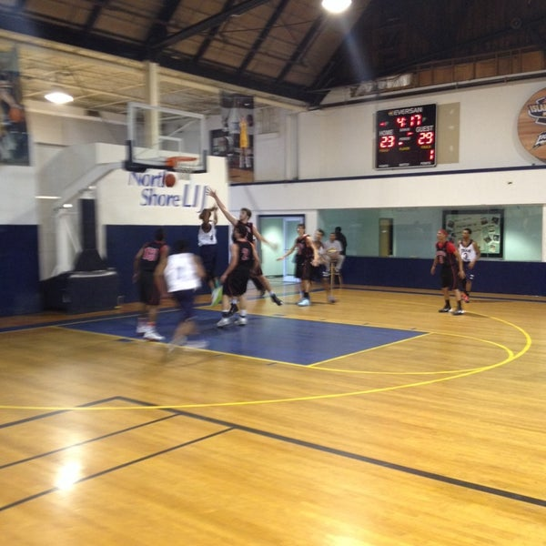 photo taken at island garden basketball by nyc h on 532014 - Island Garden Basketball