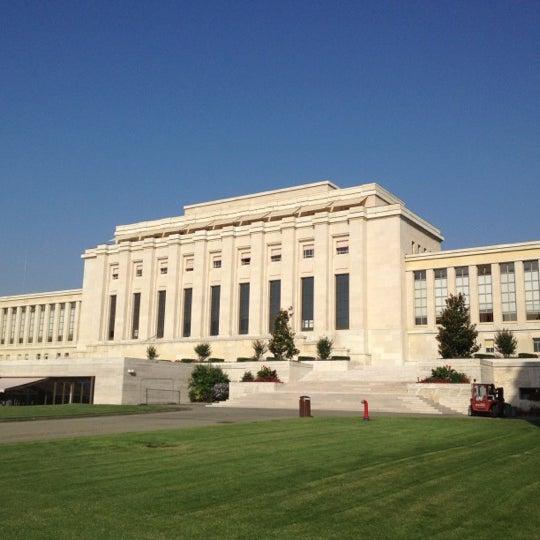 Foto tomada en Palais des Nations por Saki el 7/27/2012