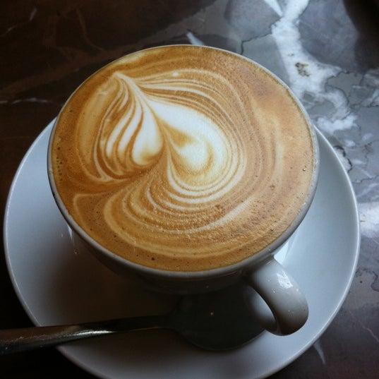Photo taken at Espresso Vivace by Gabriel C. on 2/6/2011