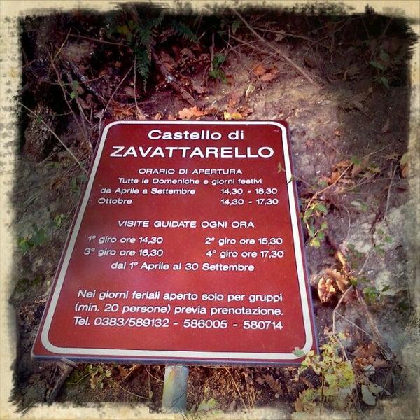 Foto scattata a Castello di Zavattarello da Surrealia S. il 11/13/2011