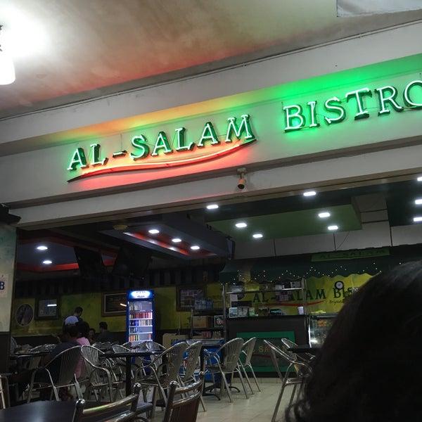 Photo taken at Al Salam Bistro by HeixinLuII on 6/29/2017