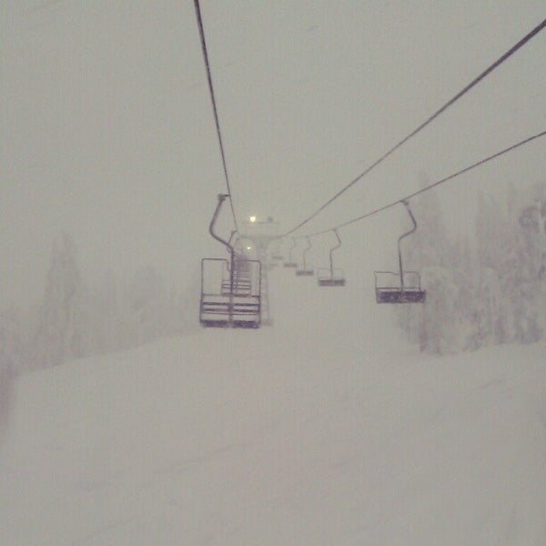 Photo taken at Cypress Mountain Ski Area by Dylan L. on 1/9/2013