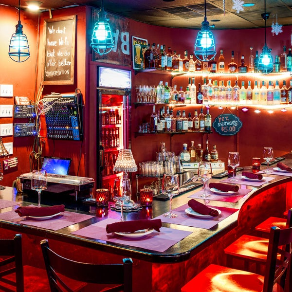 The Fez - CT Restaurant - Stamford, CT | OpenTable