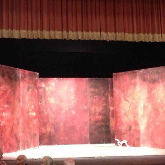 Das Foto wurde bei Teatro Metastasio von Silvia am 11/15/2012 aufgenommen