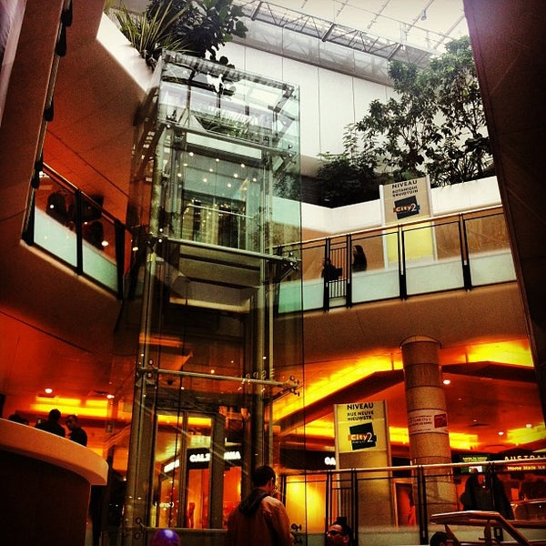 Photo taken at City 2 Shopping Mall by Olivier V. on 5/17/2013