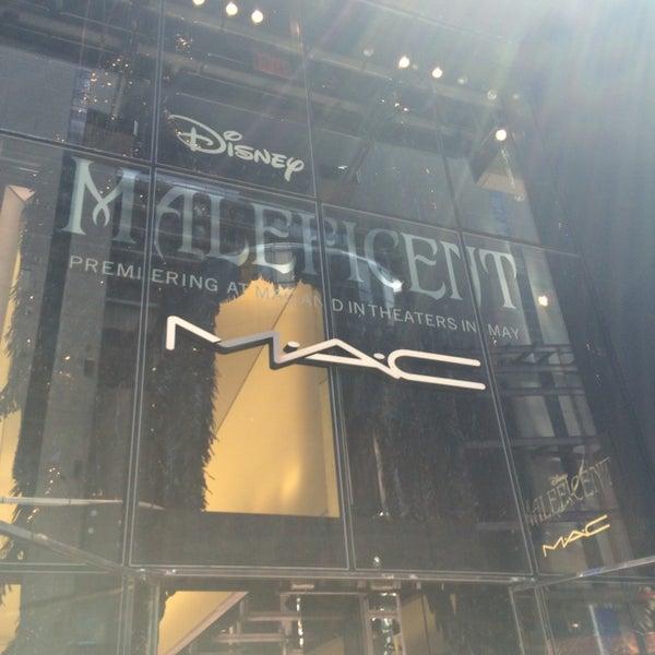 Photo taken at MAC Cosmetics by aмanda~ on 5/25/2014