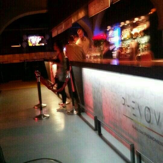 Photo taken at Music Bar Phenomen by Mayo P. on 3/26/2016
