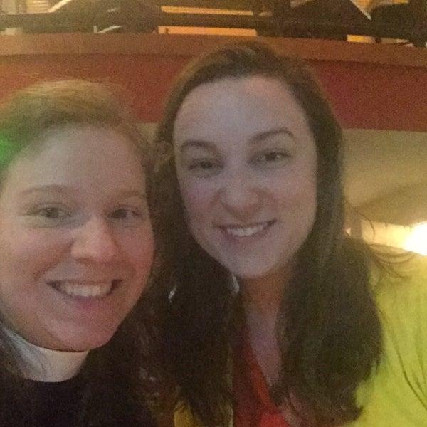 Photo taken at Bluestone Restaurant by Christine P. on 4/14/2015