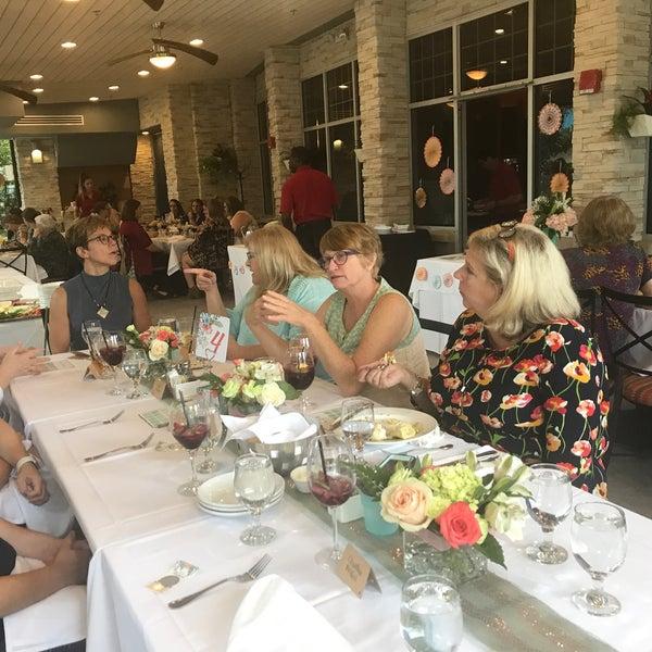 Photo taken at Bluestone Restaurant by Christine P. on 9/16/2017