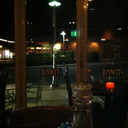 Photo taken at Bennett's by Pam H. on 11/8/2012