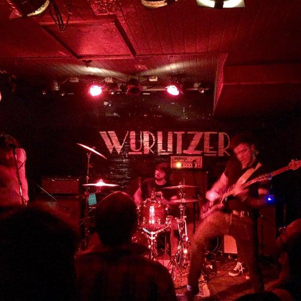 Foto tomada en Wurlitzer Ballroom por Alex R. el 11/9/2015