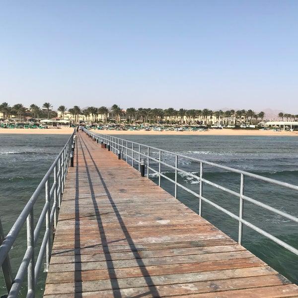 2/3/2018 tarihinde Natalia R.ziyaretçi tarafından Rixos Sharm El Sheikh'de çekilen fotoğraf