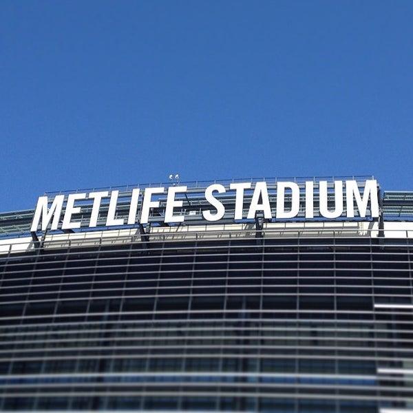 Photo taken at MetLife Stadium by John J. on 4/25/2013