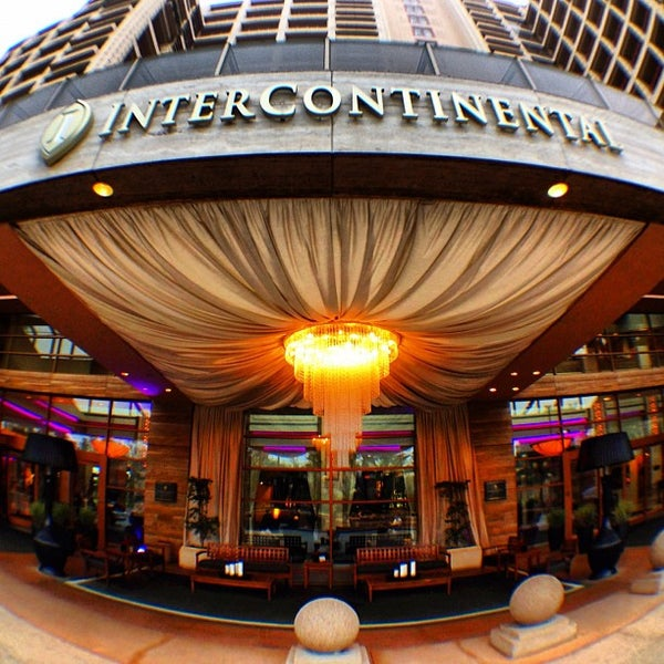 Photo taken at InterContinental Los Angeles Century City by Shannon S. on 10/31/2012