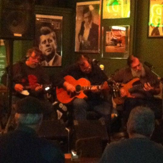 Photo taken at Dubliner Pub by Erin H. on 1/27/2013
