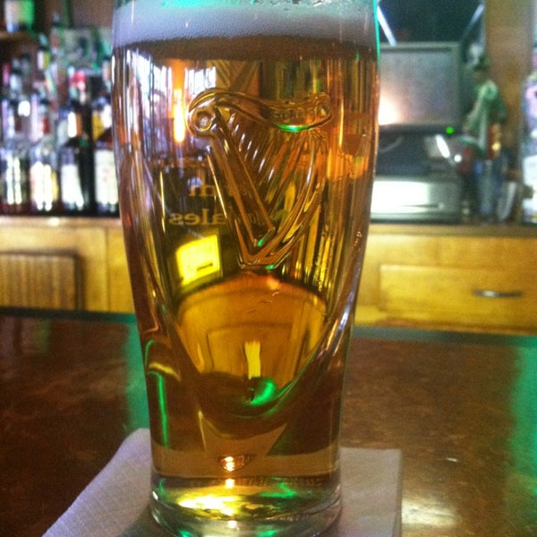 Photo taken at Dubliner Pub by Erin H. on 1/9/2014