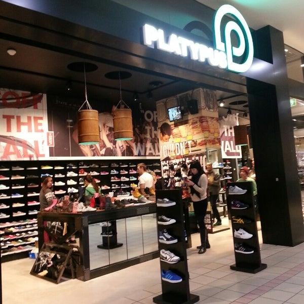 Platypus Shoe Store
