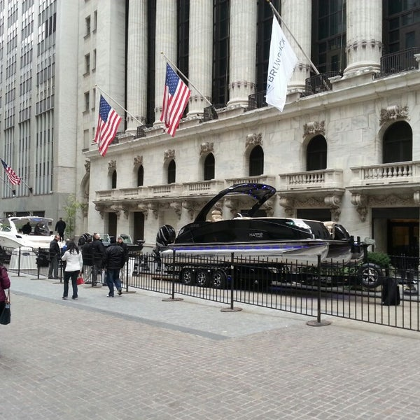 Photo taken at NYSE Euronext by Steve D. on 11/12/2013