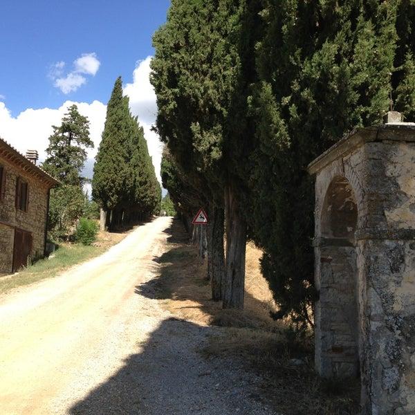 Foto scattata a Borgo di Pietrafitta Relais da Alex C. il 9/9/2013