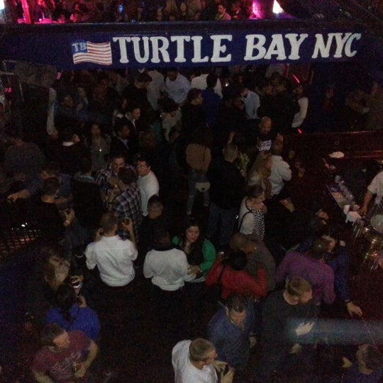 Photo taken at Turtle Bay NYC by Oscar M. on 11/22/2012