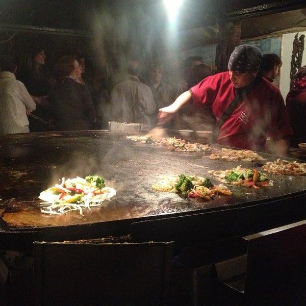Foto tirada no(a) Tantra Restaurante por Jorge D. em 5/12/2013