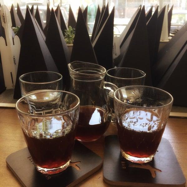 Снимок сделан в First Point Espresso Bar пользователем Svitlana C. 5/6/2017