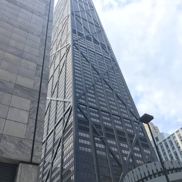 Photo taken at John Hancock Center by Omar G. on 6/29/2017